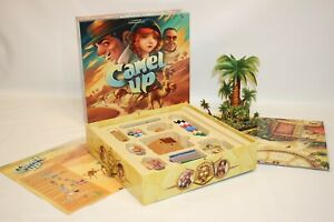 Camel Up (2018) Excellent Condition, Complete Minus Starting Player Marker