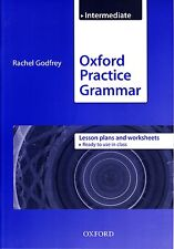 OXFORD PRACTICE GRAMMAR Intermediate LESSON PLANS & WORKSHEETS Ready to Use @NEW