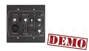 Cloud ME-1AB Microphone Input Module for DCM-1 & DCM-1e Zone Mixers - Demo!!