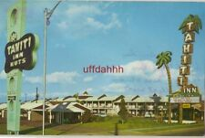 TAHITI INN PHOENIX, AZ a Best Western Motel color photo by Bob Petley