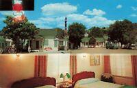 Postcard Wheel Inn Motel Prescott Arizona