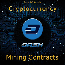 Mining Contract  .05+DASH