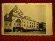 1908. ORPHEUM THEATRE. DENVER, COLORADO.  POSTCARD J11