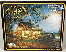 """THE MASTER OF MEMORIES, TERRY REDLIN'S EXCLUSIVE COLLECTION """"AUTUMN TRADITIONS"""""""