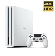 PS4 Pro 1TB White Console NEW