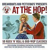 Various Artists - Dreamboats & Petticoats At the Hop   (2013