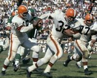 Jim Brown Cleveland Browns UNSIGNED 8X10 Photo