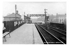 pt0072 - Micklefield Railway Station , Yorkshire - photo 6x4