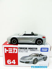 NEW -Tomy Tomica #64 Porsche Boxster First Edition Scale 1/64