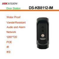 Hikvision DS-KB8112-IM IP Video Intercom Door StationWater Proof Resistant OEM