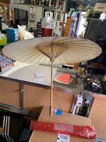 Crouching Tiger Hidden Dragon Screen Used Bamboo Umbrella Movie Prop