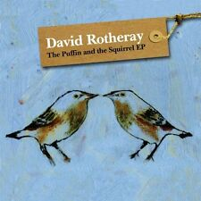 David Rotheray - THE PUFFIN and SQUIRREL EP [CD]