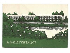 THE VALLEY RIVER INN, CHROME, UNPOSTED, EUGENE, OR