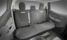GENUINE MITSUBISHI MQ MR  TRITON REAR NEOPRENE SEAT COVER MAY 2015 ONWARDS