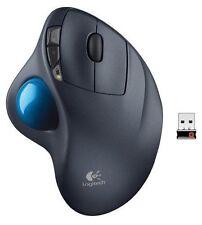 100% Original Logitech M570 Cordless Trackman Trackball Wireless Designer Mouse