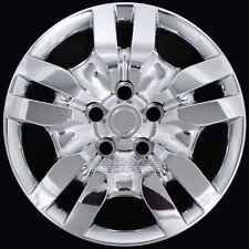 "4 fits 2002-2012 NISSAN ALTIMA 16"" Chrome Bolt On Full Wheel Covers Rim Hub Caps"