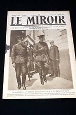 GUERRE 14-18-WW1-LE MIROIR N°189 RUSSIE KERENSKI
