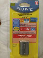 NEW Genuine SONY Handycam NP-FP50 INFOLITHIUM P Series Battery Pack Sealed