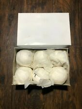"""Vintage New Old Stock Champro Safe-T-Soft Csb-61 11"""" Softballs (lot of 6!)"""