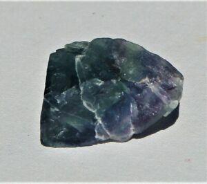 Natural Rainbow Fluorite Crystal  (RF12)