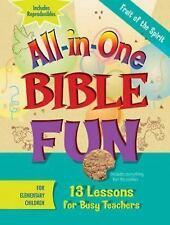 All-in-One Bible Fun : Fruit of the Spirit Preschool (2009, Paperback)