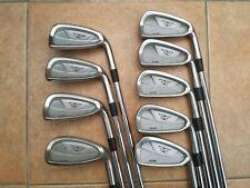 Mint MIZUNO SURE oversize iron set 3-S. Reg flex. New grips. PGA pro seller
