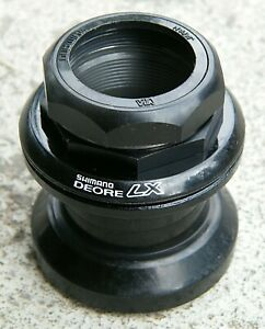 """NOS Vintage Shimano Deore LX HP-M564 1 1/8"""" Threaded Sealed Bearing Headset"""