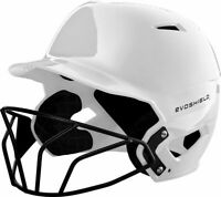 EvoShield Women's XVT Batting Helmet W/ Softball Mask