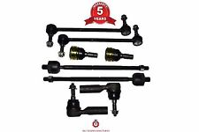 Ford Mustang Front Suspension Steering Kit Ball Joints Tie Rod Ends RH & LH