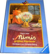 Mimis größtes Abenteuer ▬ Ingrid Uebe ▬ Ravensburger Buch gebunden