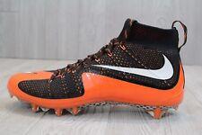 22 New Nike Vapor Untouchable Pro Flyknit Football Cleats Black 707455-007 11-13