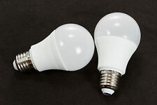VSL-VENLITE LED Bulb E27, 9 W to 54 W, 810 lumens - Pack of 2 [Energy Class A+]