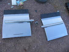 Kenworth Stainless Steel Quarter Fender Set