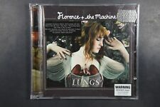 Florence + The Machine*  ‎– Lungs - Rock Pop - 2x CD -    (C488)