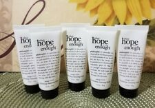 5 Philosophy When Hope Is Not Enough Hydrating Cleansing Balm 1oz ea Omega 3-6-9