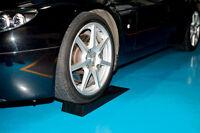 LASER TOOLS 5669 LOW RISE PAIR CAR RAMPS LOW SPORTS VEHICLES POLYPROPYLENE