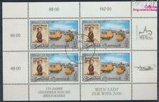 Autriche 2292I Feuille miniature oblitéré 1999 wipa 2000 (8161965