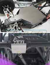 Axial YETI 90025 90026 90050 Steel Chassis Protector Guard Rear Axle Skid Plate