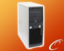 HP workstation xw4400 * Core 2duo * 2,4 GHz * 4gb ddr2 * 160 Go HDD * DVD-rom