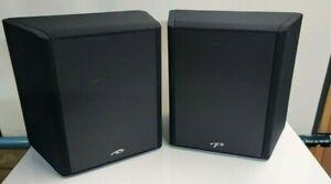 paradigm reference studio ADP-470 v3 Surround Speakers Black Ash