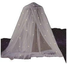 Bed Canopy With Fluorescent Star Canopy Crib Dome Bed Anti Mosquito
