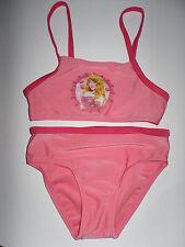 Disney Princess * Mädchen Bikini * Rosa * Gr.92/98 * Motiv Aurora *Neu