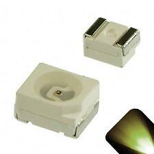 100 x LED PLCC2 1210 3528 Warm Soft White SMD LEDs Super Ultra Bright Car PLCC-2
