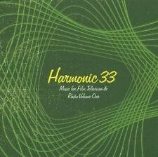 Harmonic 33 - Music For TV/Film And Radio Vol. 1 [CD]
