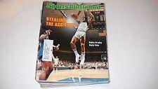 Dudley Bradley & North Carolina -Sports illustrated 3/12/1979