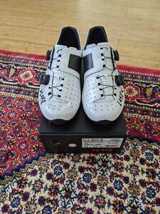 Lake CX403-X Cycling Shoes White Size 45 Wide