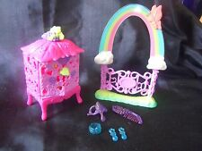 MY LITTLE PONY - G2 MAGIC MOTION IVY'S' ACCESSORIES COMPLETE (1997)