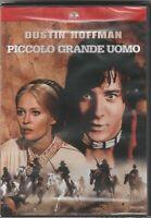 """DUSTIN HOFFMAN - """" PICCOLO GRANDE UOMO """"  FILM DVD ORIGINALE NUOVO SIGILLATO"""
