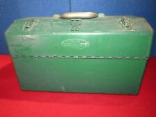 VINTAGE PARK MANUFACTURING TACKLE BOX/ TOOL BOX