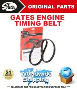 GATES TIMING BELT for FORD FOCUS III Saloon 1.0 EcoBoost 2012->on